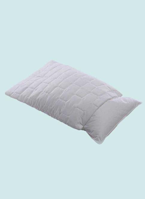 Eponj Home 2'li Yastık Alezi 50x70 Beyaz